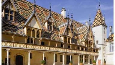 The Hôtel-Dieu Beaune