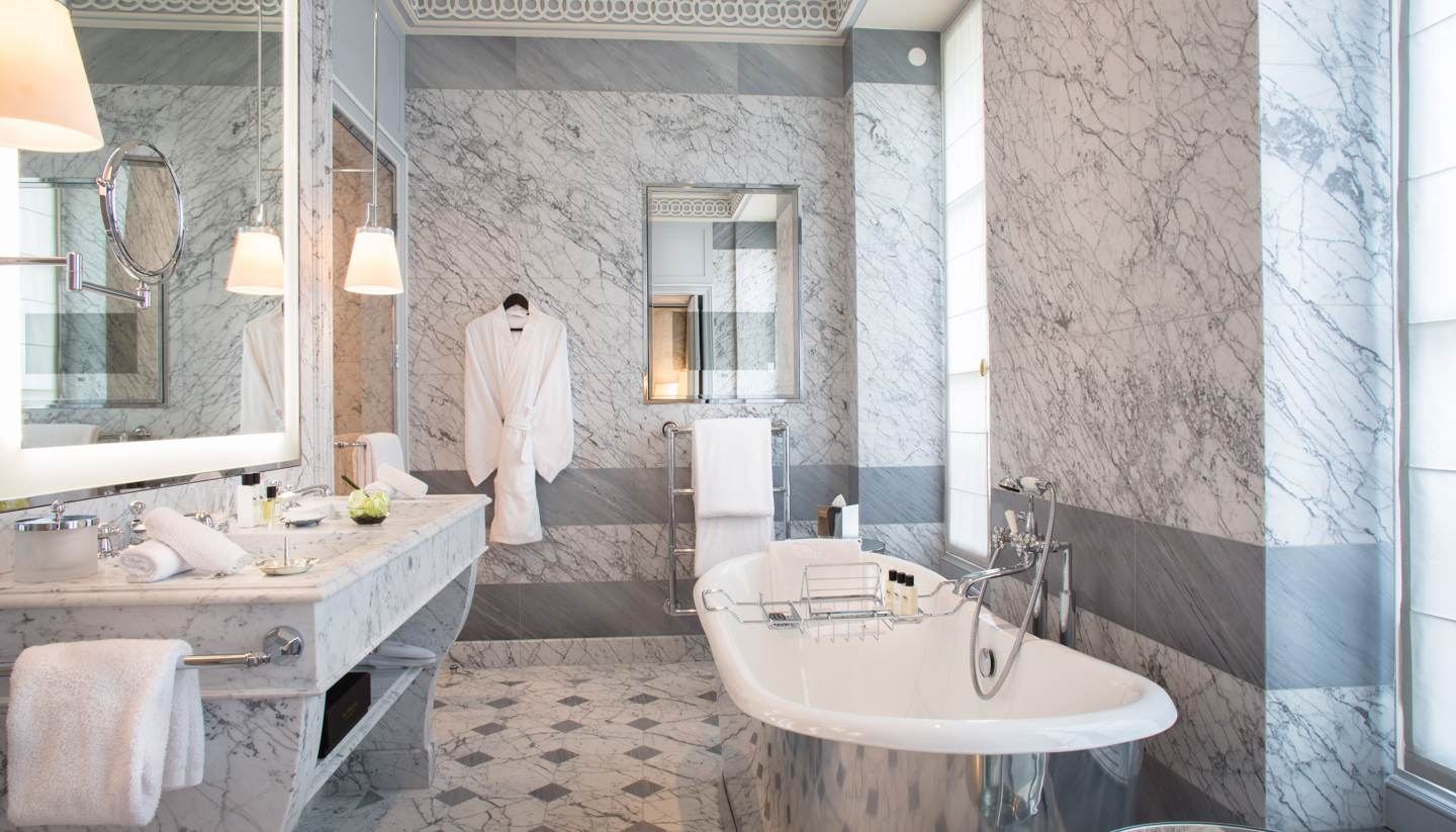 The Worlds Best Hotel Bathrooms A World Of Food And Drink - Best-bathrooms