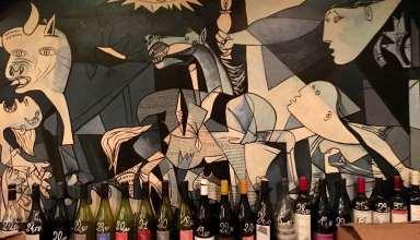 Guernica at L'Anima del Vi