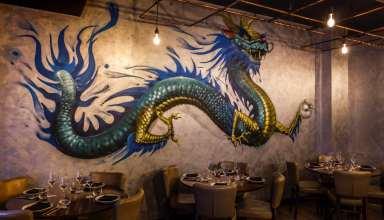 Jinjuu, Korean restaurant in Mayfair, London