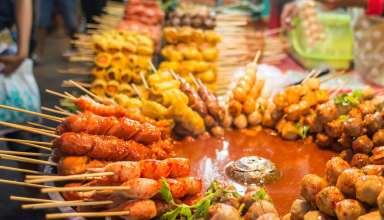 Street food in Bangkok, Thailand - 10 things to try in Bangkok, Thailand