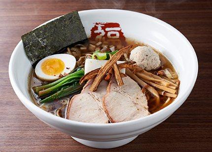 Hyakufuku Genji Ramen © Ippudo.com