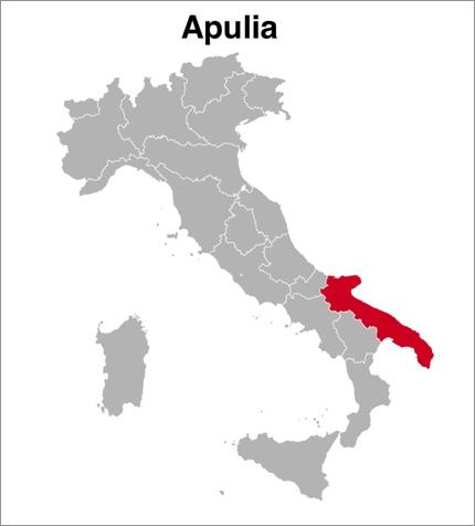 Apulia (Puglia), Italy
