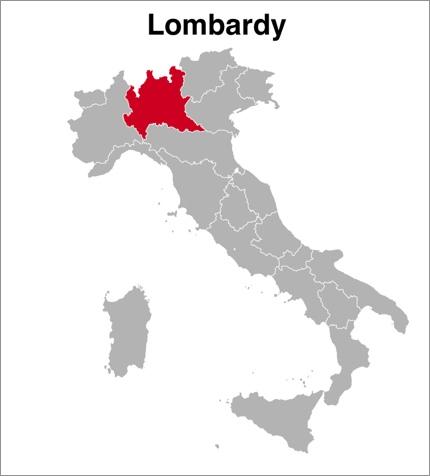 Lombardy (Lombardia), Italy