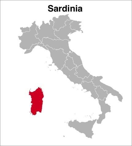 Sardinia (Sardegna), Italy