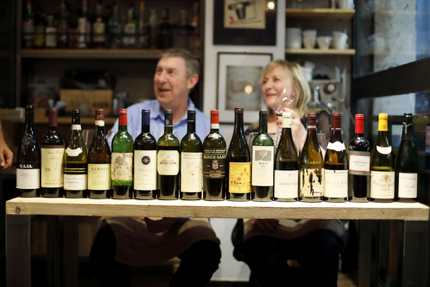 Wine tasting in Rome, Italy