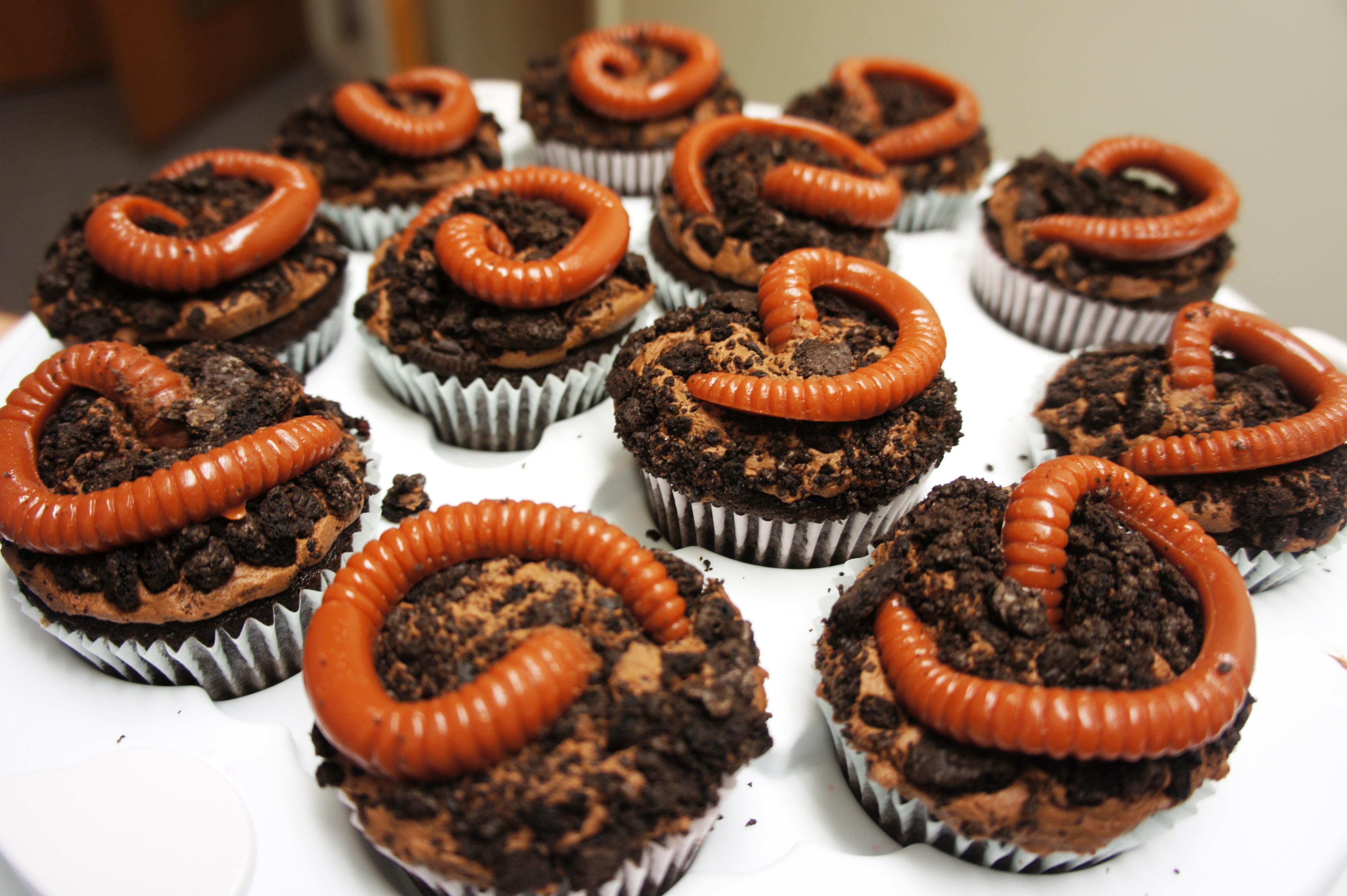 How To Make Dirt Cake Cupcakes