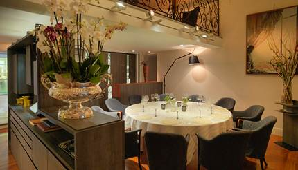 Enoteca Pinchiorri dining hall
