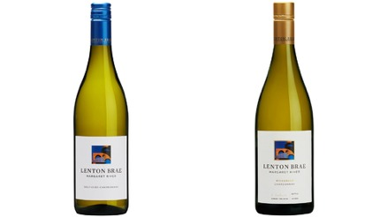 2016 Southside Chardonnay and 2012 Wilyabrup Chardonnay