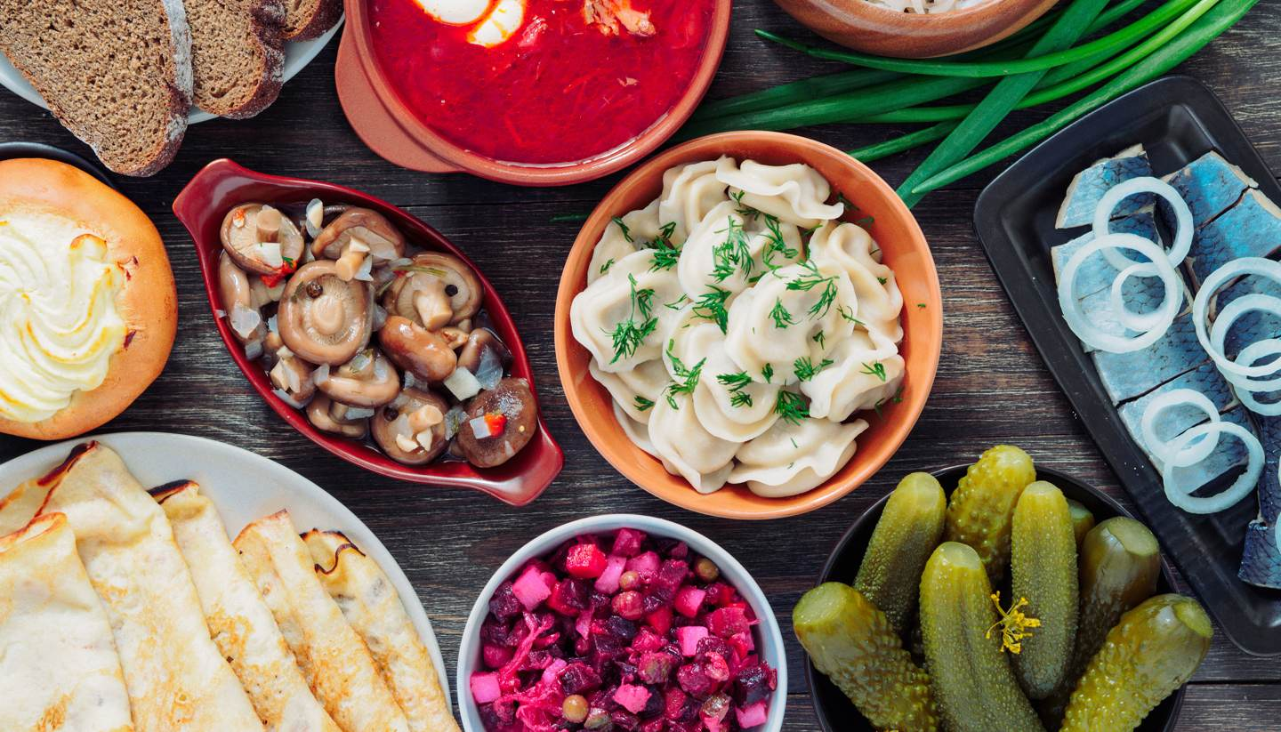 Food And Drink: Moscow Food & Drink Guide: 10 Things To Try In Moscow