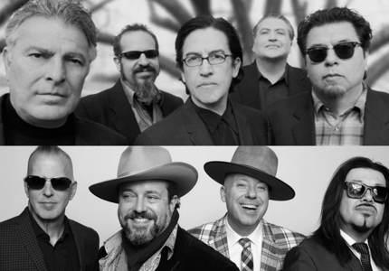 Los Lobos and The Mavericks - promo image